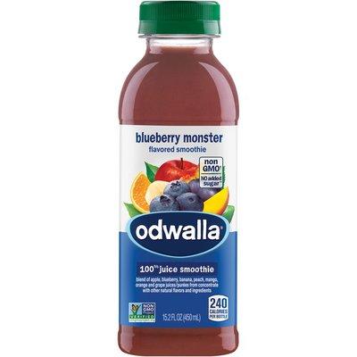 Odwalla Blueberry Monster Blueberry Juice 100 Drink