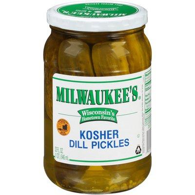 Milwaukee's Kosher Dill Pickles