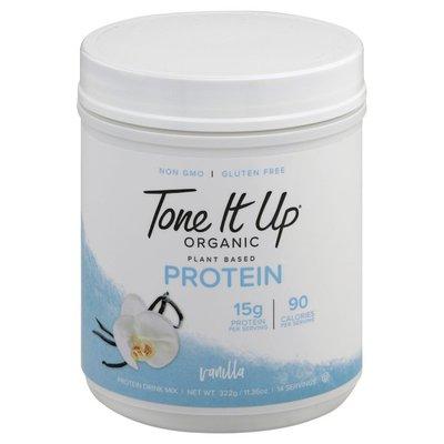 Tone It Up Protein Drink Mix, Organic, Vanilla