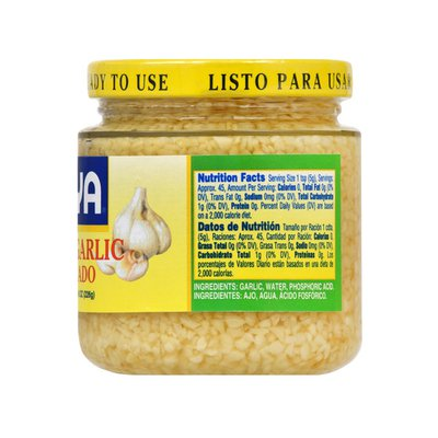 Goya Minced Garlic