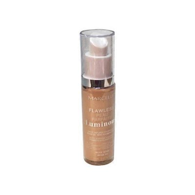 Marcelle Nude Beige Hypoallergenic Flawless Luminous Light-Infused Foundation