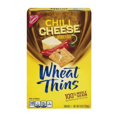 Wheat Thins Chili Cheese Flavor