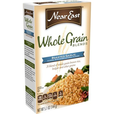 Near East Neareast Whole Grain Blends Roasted Garlic