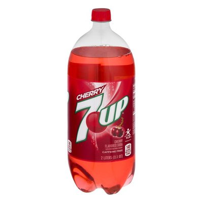 7UP Cherry Flavored Soda