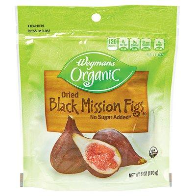 Wegmans Organic Organic Dried Black Mission Figs