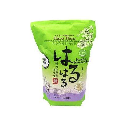 Haru Haru Mai Brown Rice & Brown Sweet Rice