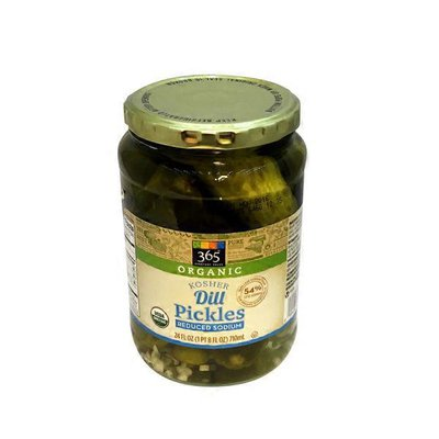 365 by Whole Foods Market Dill Pickles