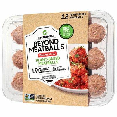 Beyond Meat Italian Style Plant-Based Meatballs