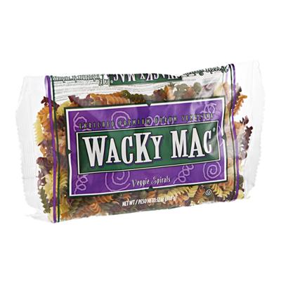 Wacky Mac Veggie Spirals
