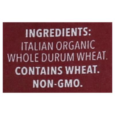 DeLallo Organic Whole Wheat Orzo # 65