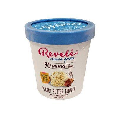 Revele Peanut Butter Truffle Whipped Gelato