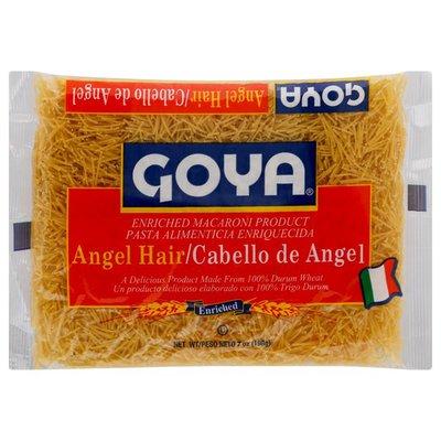 Goya Angel Hair Pasta
