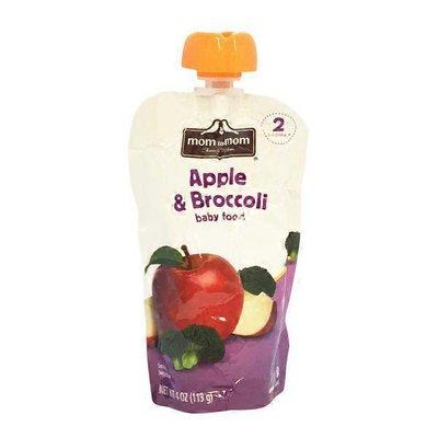 Mom to Mom Stage 2 Apple & Broccoli Baby Food