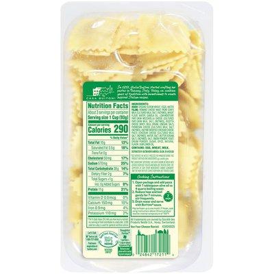Buitoni Four Cheese Ravioli Refrigerated Pasta