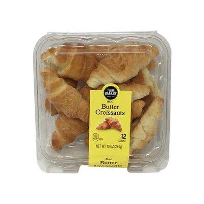 Bake Shop Mini Croissants