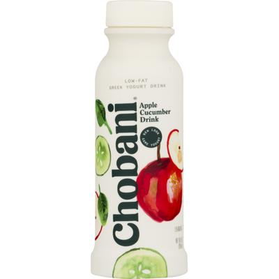 Chobani Low-Fat Greek Yogurt Drink Apple Cucumber