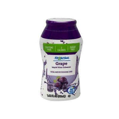 Fit & Active Grape Water Enhancer