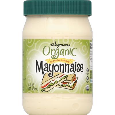Wegmans Organic Food You Feel Good About Mayonnaise
