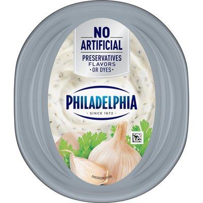 Philadelphia Garlic & Herb Cream Cheese Spread