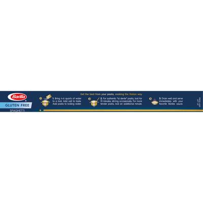 Barilla® Gluten Free Pasta Spaghetti
