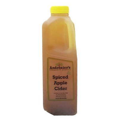 Voila! Spiced Apple Cider