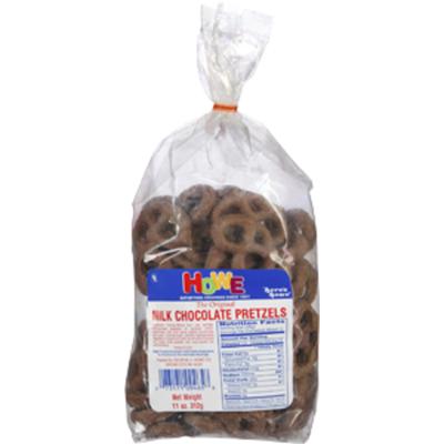 Howe Milk Chocolate Pretzels