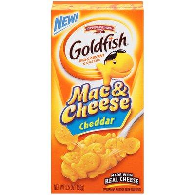 Pepperidge Farm Goldfish Cheddar Mac & Cheese