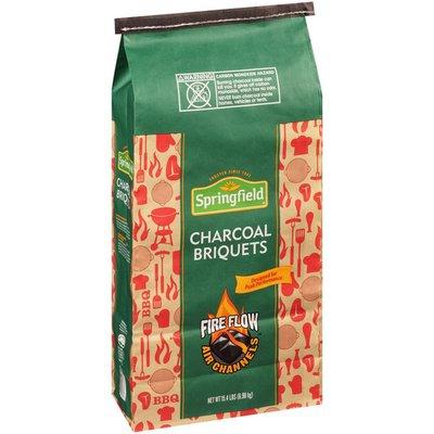 Springfield Charcoal Briquets
