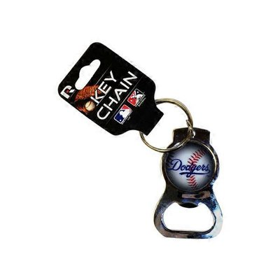 Rico's Los Angeles Dodgers Major League Baseball Bottle Opener Keychain