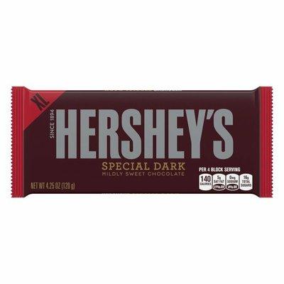 Hershey's Chocolate, Special Dark, Mildly Sweet, XL