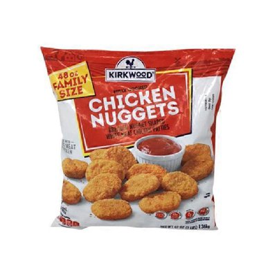 Kirkwood Family Size Chicken Nuggets