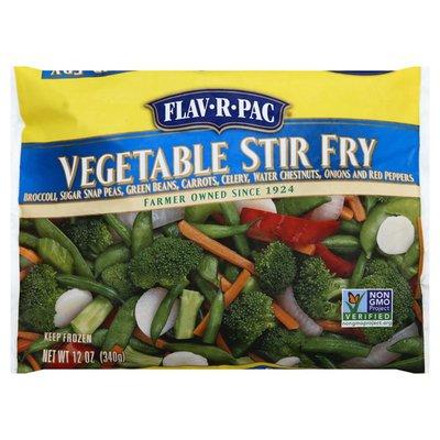 Flav R Pac Vegetable Stir Fry