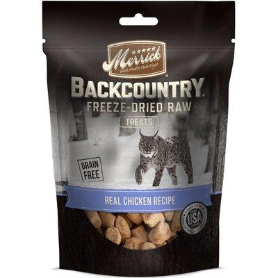 Merrick Backcountry Freeze-Dried Raw Real Chicken Recipe Treats