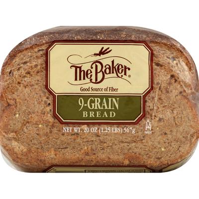 The Bakery Bread, 9-Grain