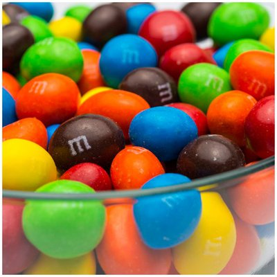 M&M's Candy Coated Milk Chocolate Covered Peanuts