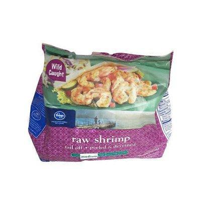 Kroger Medium Wild Caught Raw Shrimp