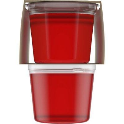Jell-O Original Strawberry Ready-to-Eat Gelatin Snacks