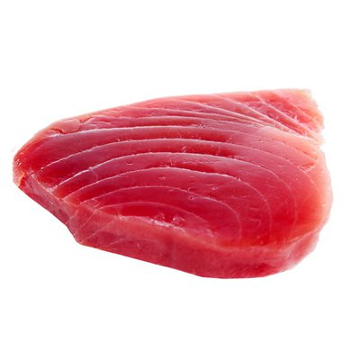 SB Previosly Frozen Boneless Tuna Steak Prc