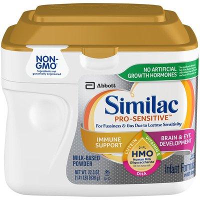 Similac Pro-Sensitive Infant Formula Powder