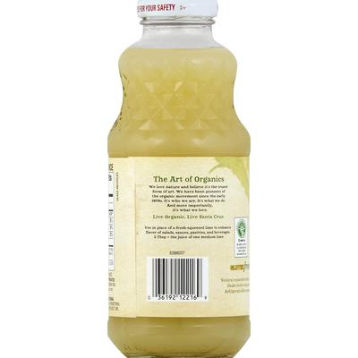 Santa Cruz 100% Juice, Pure Lime