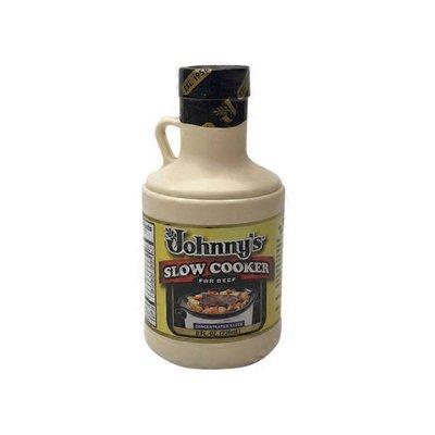 Johnny's Crock Pot Sauce Beef Seasoning Mix