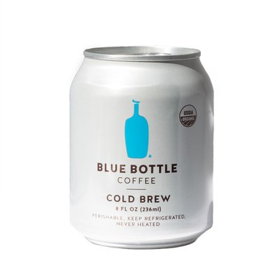 Blue Bottle Coffee Coffee, Cold Brewed, Bright