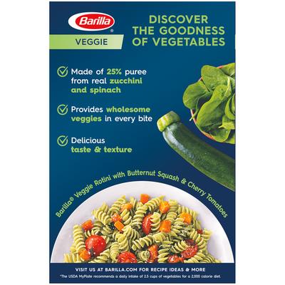 Barilla® Veggie Pasta Rotini