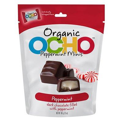 OCHO Organic Peppermint Minis