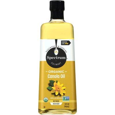Spectrum Culinary Organic Canola Oil