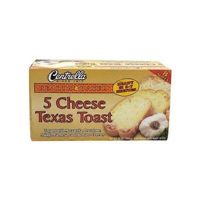 Centrella 5 Cheese Texas Garlic Toast