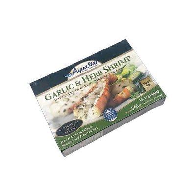 Aqua Star Garlic Herb Shrimp