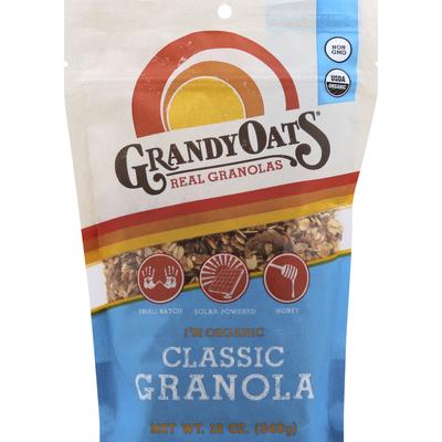 GrandyOats Granola, Classic