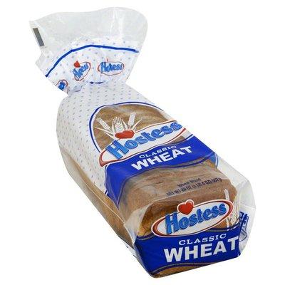 Hostess Bread, Wheat