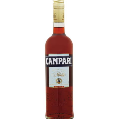 Campari Liqueur Apertivo